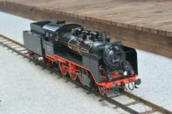 BR 24 Steam Locomotive
